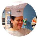 Ciocia gotująca, zdjęcie portretowe