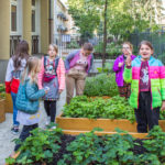 Dzieci w Ogrodzie Ogniska Grochów