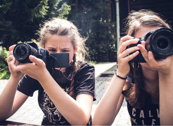 Fablab Kamera Akcja