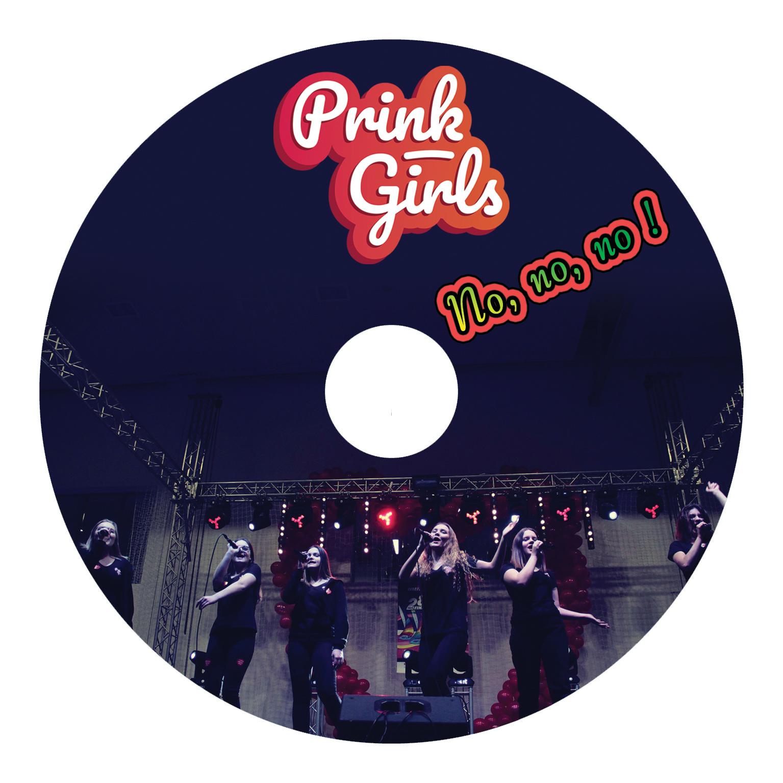 Prink Girls, okładka płyty
