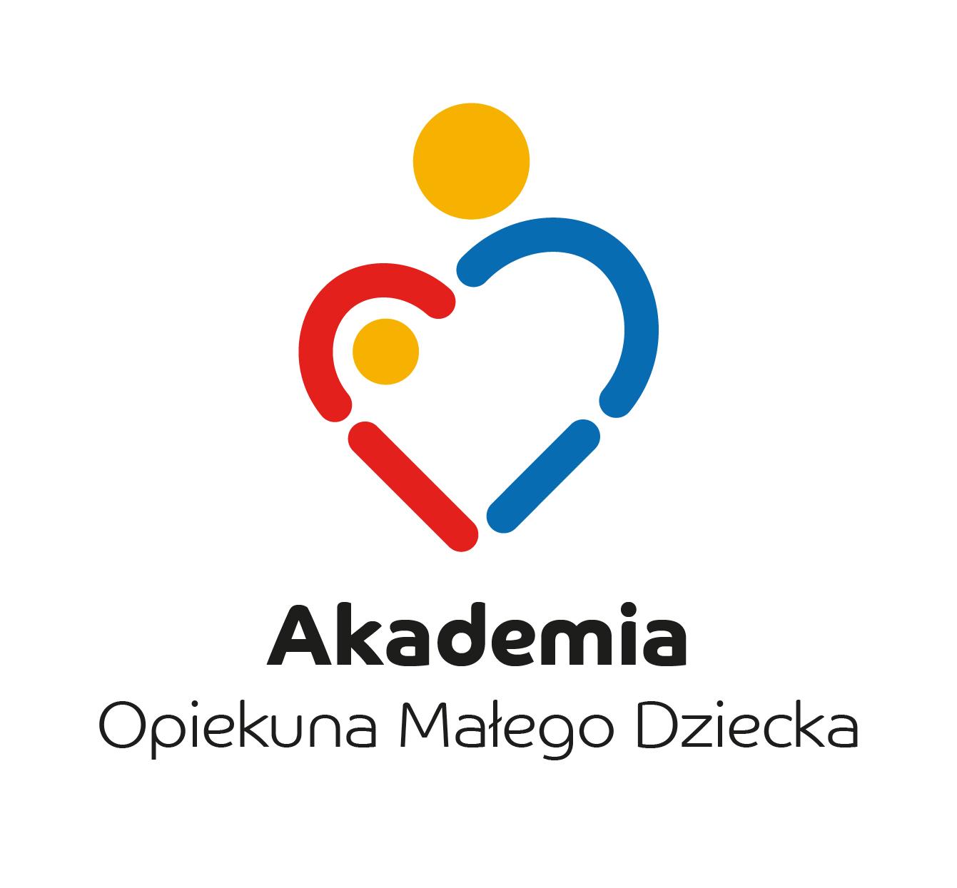 Logo - Akademia Opiekuna Małego Dziecka