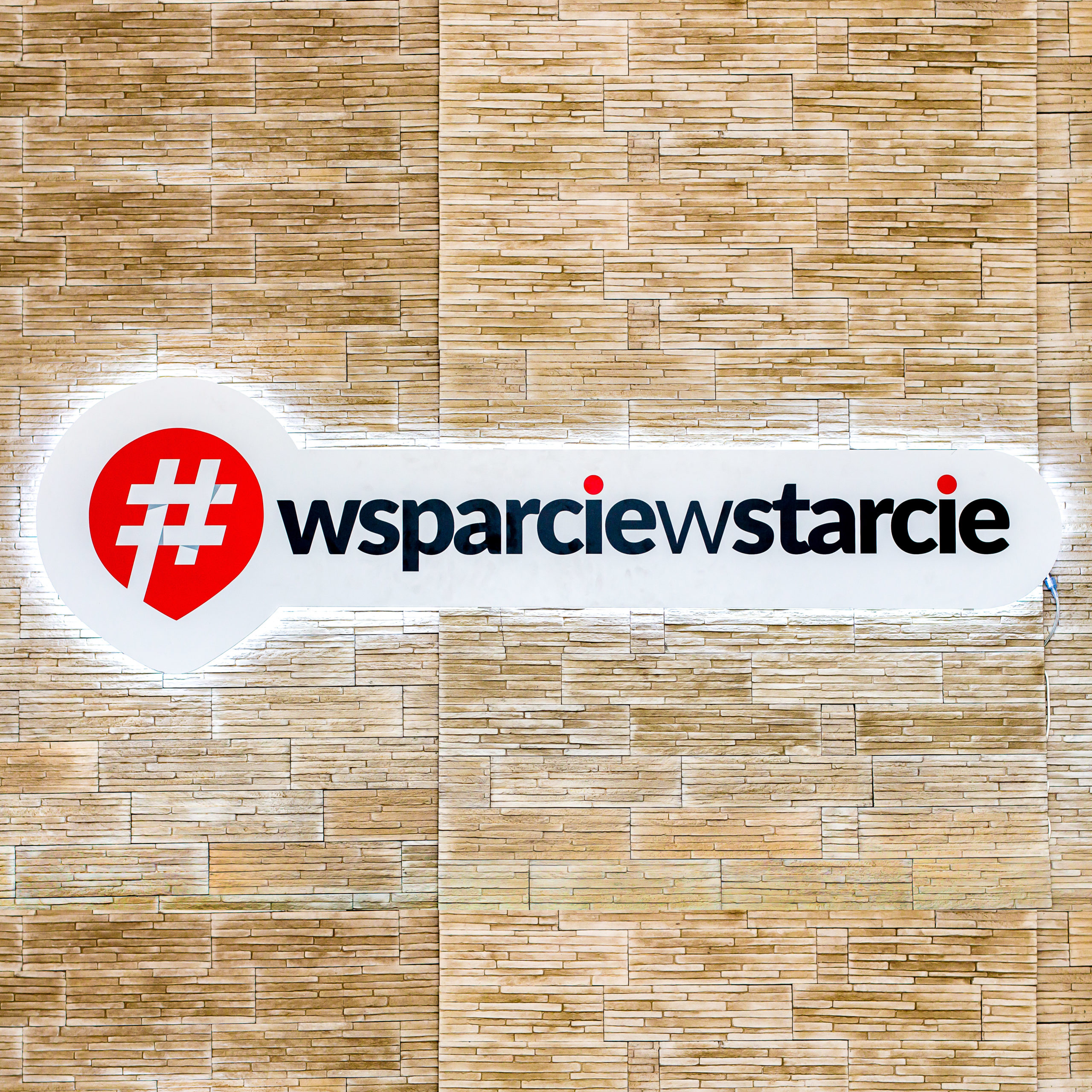 Wsparcie w starcie logo