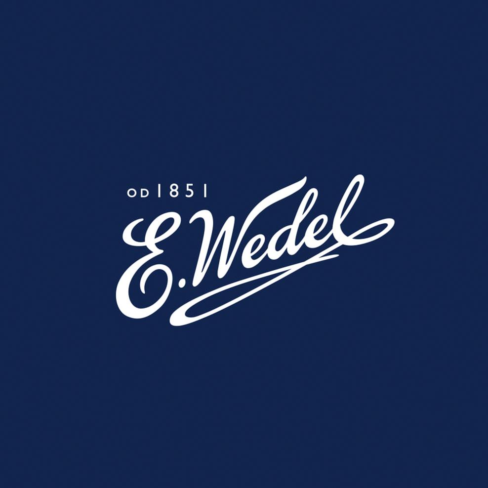 Logo firmy E. Wedel